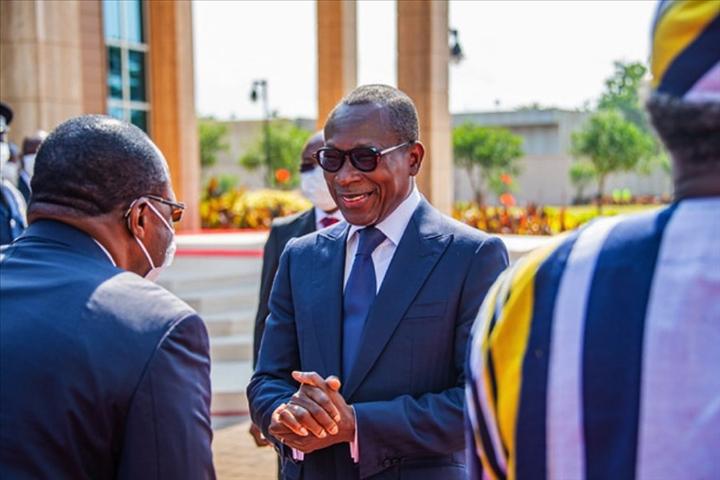 Mali/Bénin – Le président béninois plaide pour l'assouplissement des sanctions économiques contre leMali