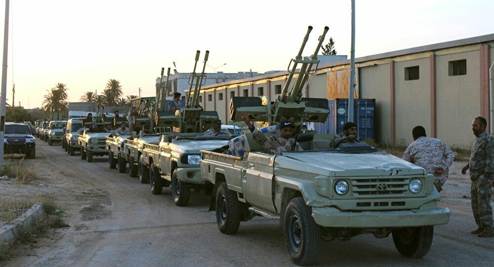 Turkey, Qatar, Libya's GNA Agree to Establish Turkish Naval Base in Misrata –Reports