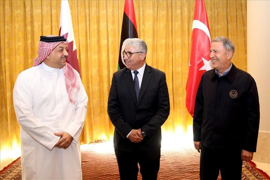 Libya, Turkey, Qatar agree to boost Libyanarmy