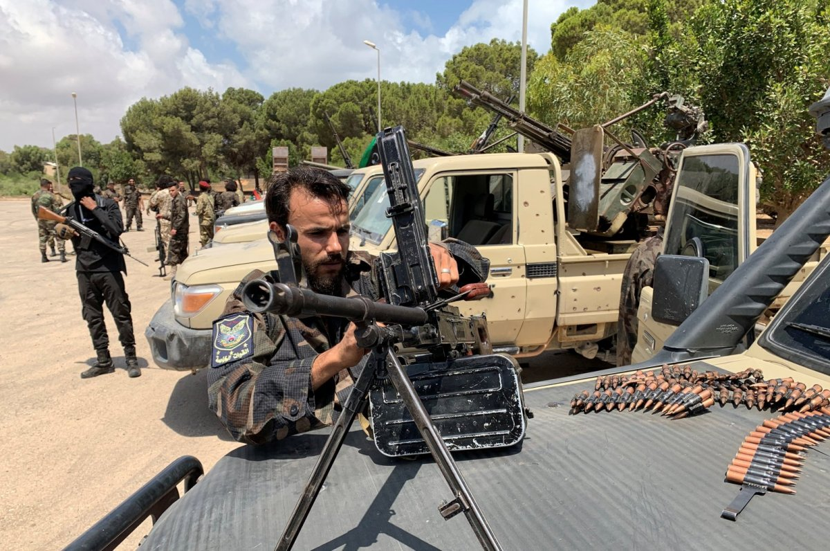Libyan government orders immediate cease-fire