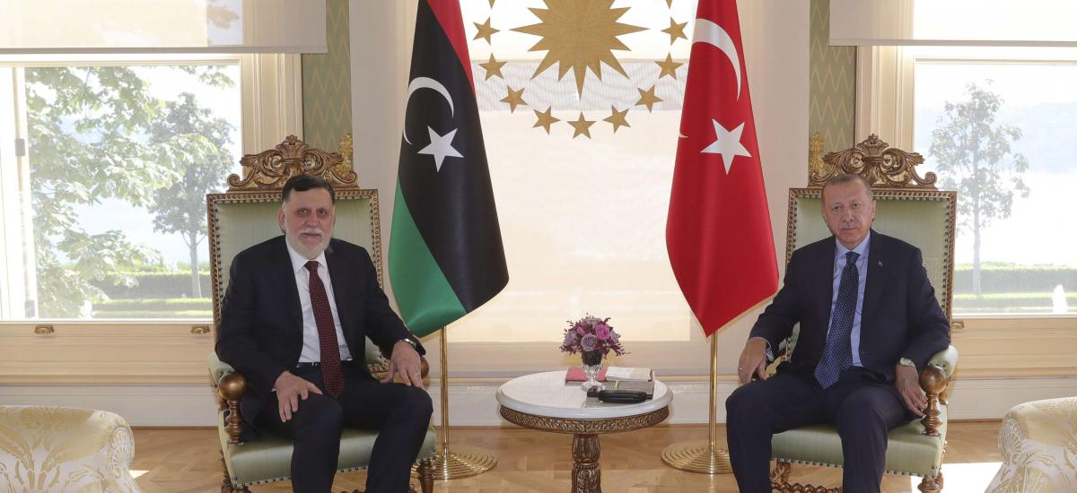 Turkey set to receive $35 billion in Libya contracts