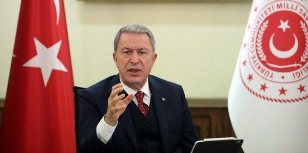 Libya – Turkish Defence Minister: We totally support Libya to establish a regulararmy