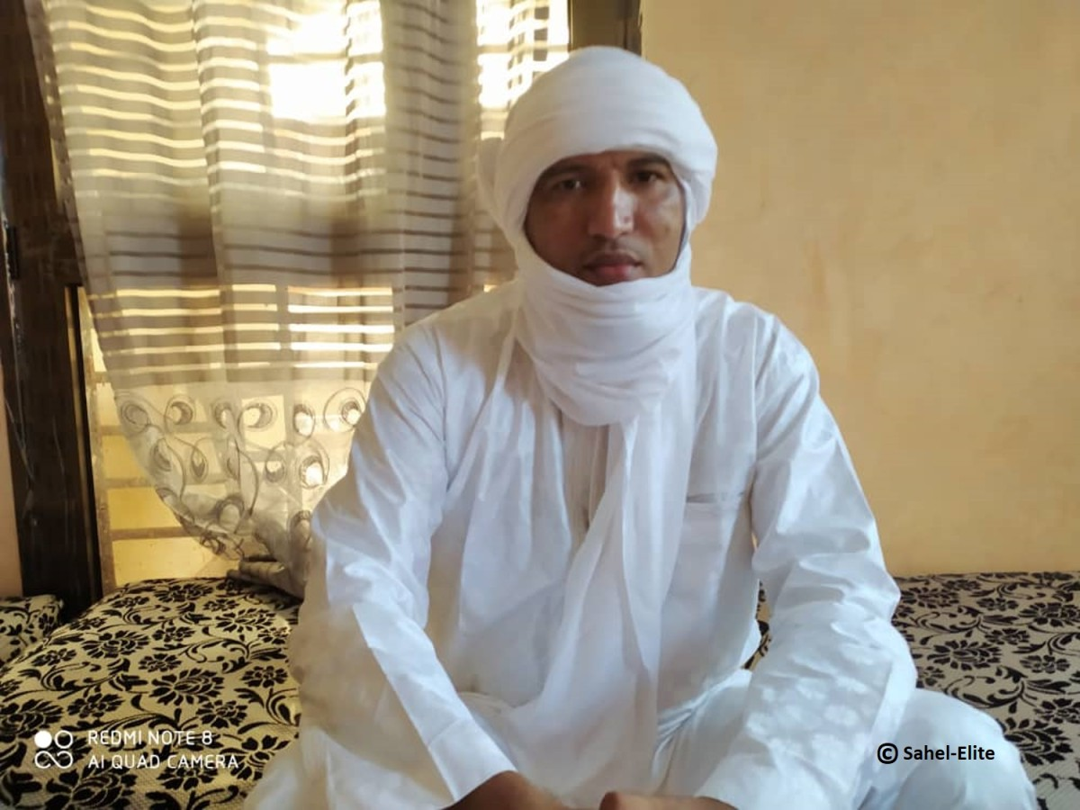 Mali – Mohamed Ag Albachar, porte-parole du MSA-D : « Nous souhaitons que la transition puisse vraiment mettre le volet sécuritaire comme une des priorités. S'il faut une relecture de l'accord, nous pouvons nous asseoir discuter avec le nouveau gouvernement pour pouvoir savoir où est-ce que nous allons y aller«