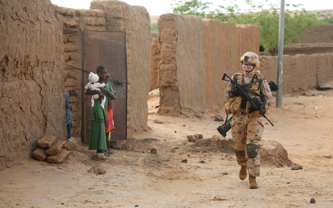 Mali – New EDF contingent starts Mali anti-insurgency operation service